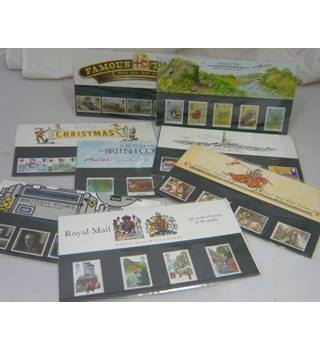 GB Stamps Presentation Pack Year Set 1985