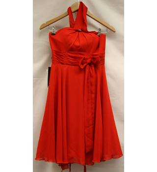 Grace Karin Dress Grace karin - Size: 8 - Red - Halter-neck dress