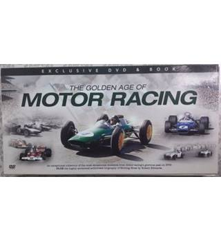 The Golden Age of Motor Racing (DVD and book set)