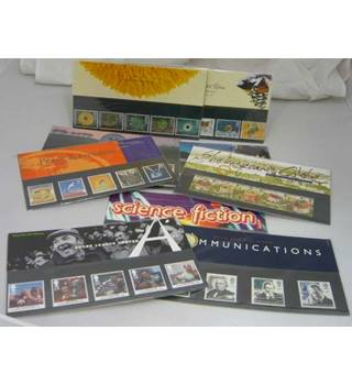 GB Stamps Presentation Pack Year Set 1995