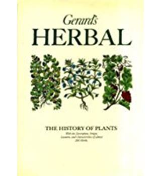 Woodward, Marcus Gerard's Herbal- The History of Plants