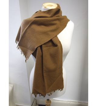 Women's Scarf Hilltop - Size: One size: regular - Brown