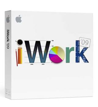 Apple iWork 09 Family Pack Brand New and Sealed Mac Software