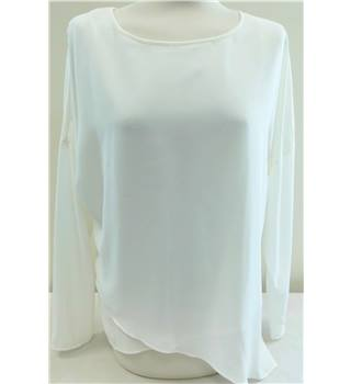 Atmosphere - Size 14 - Ivory coloured blouse