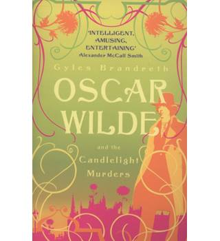 Oscar Wilde and the candlelight murders