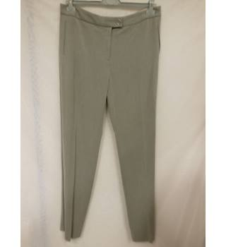 M&S Women's Trousers, size 16 Short M&S Marks & Spencer - Size: L - Grey - Trousers