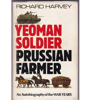 Yeoman Soldier Prussian Farmer