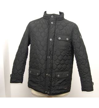 Sharp Firetrap Quilted Jacket Age 13 Firetrap - Size: 13 - 14 Years - Black - Quilted jacket