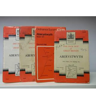 Aberystwyth, Seventh Series with Different Covers, Sheet 127