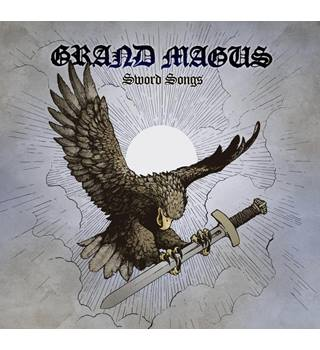Grand Magus ‎– Sword Songs - CD - Digipak (27361 36600)