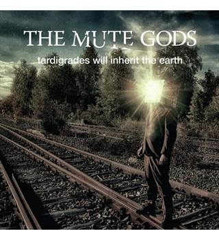 The Mute Gods ‎– Tardigrades Will Inherit The Earth - Special Edition CD - Digipak (88985405502)