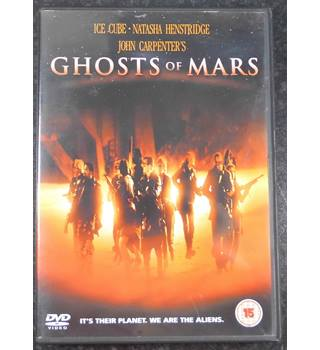 GHOSTS OF MARS 15