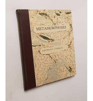 Metamorphoses [SIGNED FIRST EDITION]