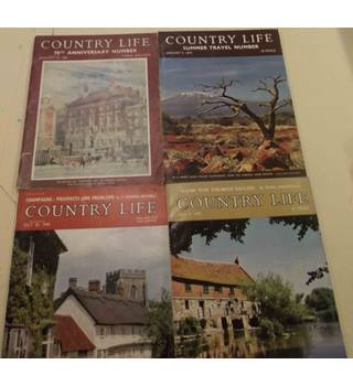 Country Life (4 Editions)