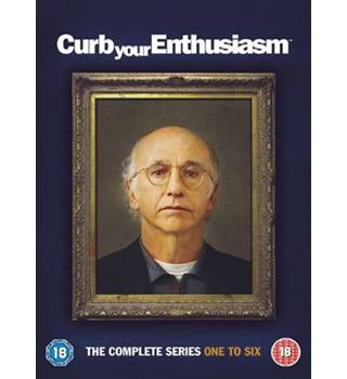 CURB YOUR ENTHUSIASM SERIES 1-6 18