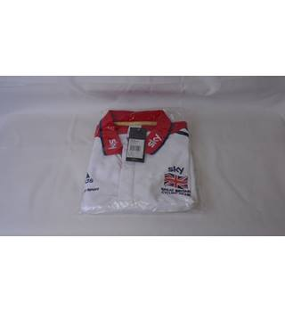 "SKY GB CYCLING TEAM T-SHIRT 36-38"" BRAND NEW"