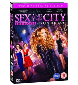 Sex And The City : The Movie (Extended Cut) - 15