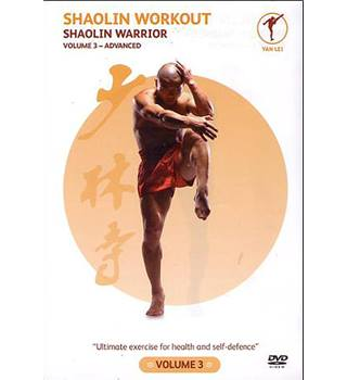 SHAOLIN WORKOUT SHAOLIN WARRIOR - VOLUME 3, ADVANCED