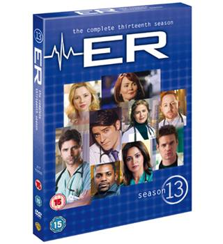 ER THE COMPLETE 13TH SEASON 15