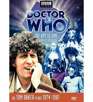 DOCTOR WHO The Key to Time, the Complete Adventure