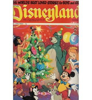 Disneyland Magazine No 44 World's Best Loved Stories For Boys and Girls