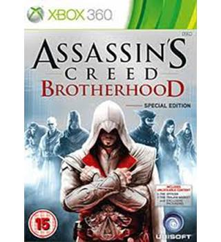 Assassin's Creed Brotherhood Special Edition Xbox 360