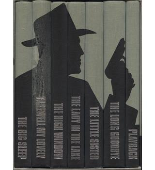 The Complete Novels of Raymond Chandler, [7-volume boxed set]
