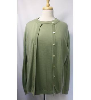Peter Hahn - Size: L - Green - Jumpers x 2