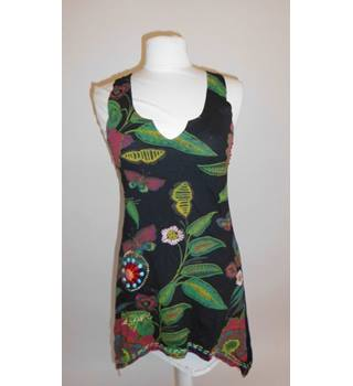 Desigual  dress size 8 multi-coloured Desigual
