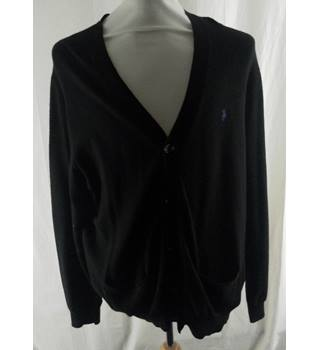 Ralph Lauren - Size: XL - Black - Cardigan