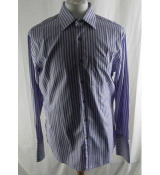 Paul Smith - Size: L - Blue - Long sleeved