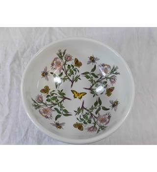 Very Large Botanic Serving Bowl Portmeirion