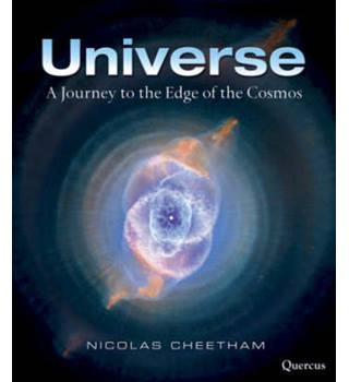 Universe a journey to the edge of the cosmos (Book and DVD set)