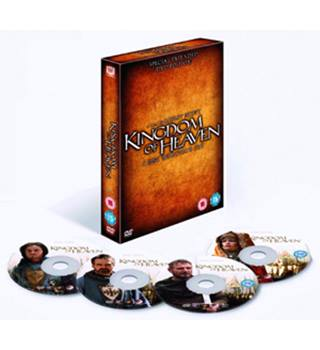 Kingdom Of Heaven : 4 Disc Numbered Limited Edition