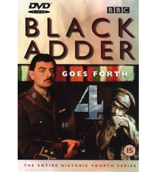 Blackadder Goes Forth : The Complete Series