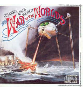 The War Of The Worlds Jeff Wayne