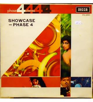 Showcase - Phase 4 - Various - PFS 34001