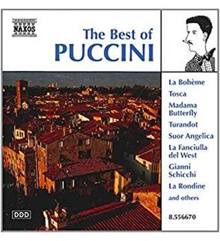 The Best of Puccini Puccini