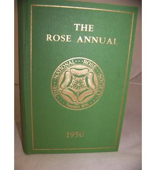 The Rose Annual 1950