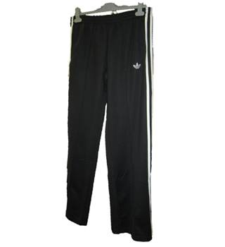 Adidas Beckenbauer jogging bottoms - Size: Medium - Black