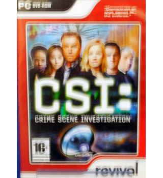 CSI : Crime Scene Investigation - Age 16+