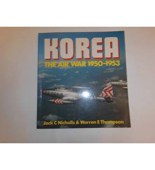 Korea The Air War 1950 - 1953