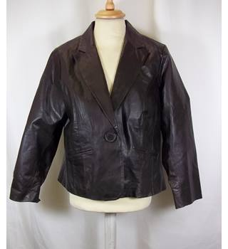 BNWT Wallis - Size: 20 - Brown - Jacket