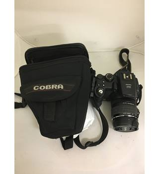Fujifilm FinePix S9500 with Cobra camera bag
