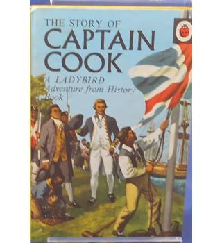 The Story Of Captain Cook - Ladybird Book