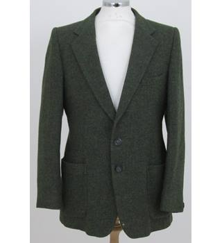 Yorkers size: M dark green jacket