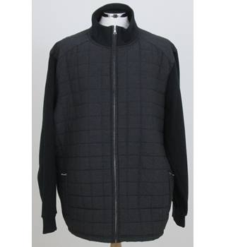 M&S Blue Harbour size: XXXL charcoal padded jacket