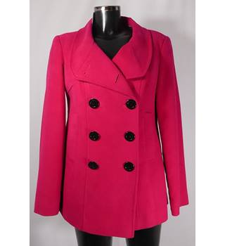 M&S Marks & Spencer - Smart jacket / coat - Size: 10 - Pink