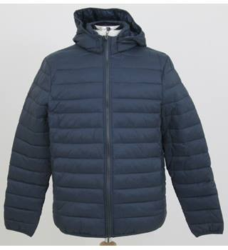 NWOT M&S Collection size: M navy blue stormwear padded jacket