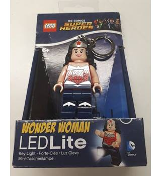 Lego DC Comics Superheroes- Wonderwoman